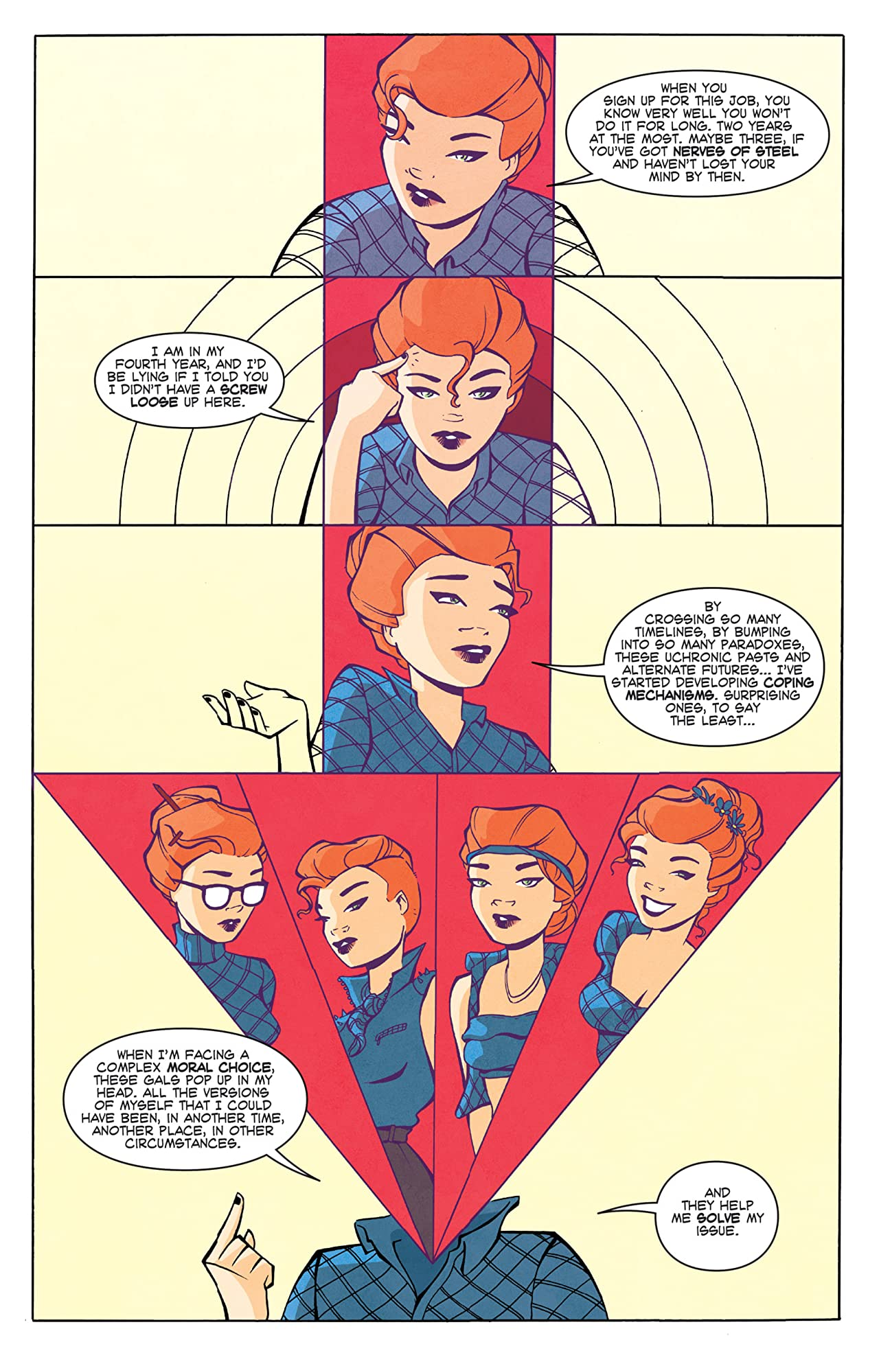 The Infinite Loop #2 (of 6)