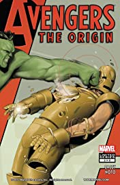 Avengers: The Origin #2 (of 5)