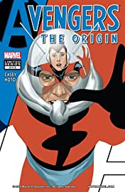 Avengers: The Origin #3 (of 5)