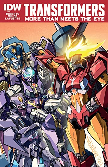 Transformers: More Than Meets the Eye (2011-2016) #41
