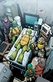 Teenage Mutant Ninja Turtles #46