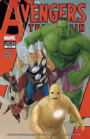 Avengers: The Origin #5 (of 5)