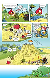 Angry Birds Comics Tome 2: When Pigs Fly