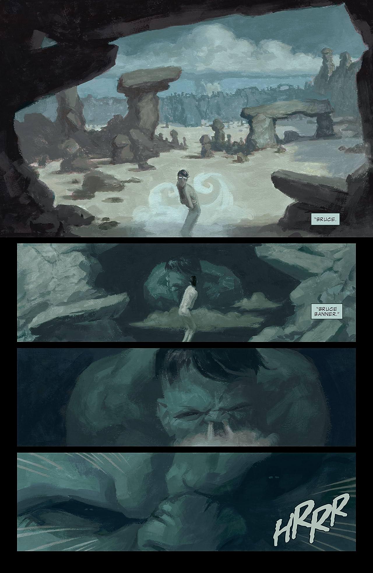 Mythos: Hulk