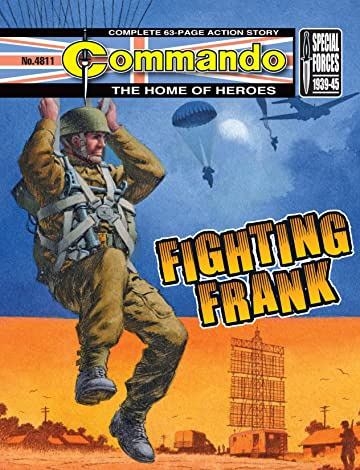 Commando #4811: Fighting Frank
