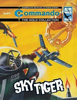 Commando #4812: Sky Tiger
