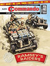Commando #4813: Ramsey's Raiders