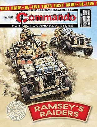 Commando #4813: Ramsey's Raiders