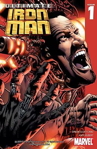 Ultimate Iron Man #1 (of 5)