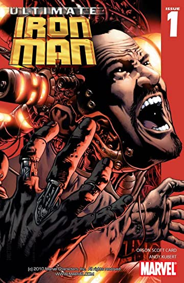 Ultimate Iron Man #1 (of 5)