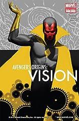 Avengers Origins: Vision #1
