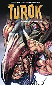 Turok: Dinosaur Hunter Vol. 2: West