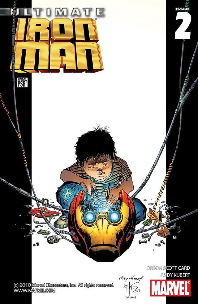 Ultimate Iron Man #2