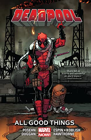 Deadpool Tome 8: All Good Things