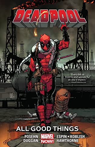 Deadpool Vol. 8: All Good Things