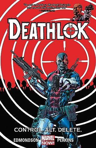 Deathlok Vol. 1: Control.Alt.Delete.