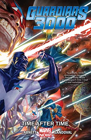 Guardians 3000 Tome 1: Time After Time
