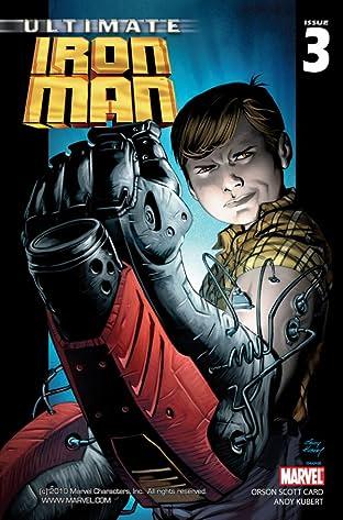 Ultimate Iron Man #3 (of 5)