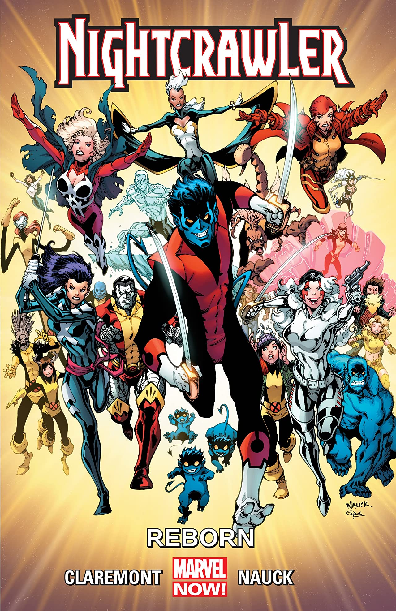 Nightcrawler Vol. 2: Reborn