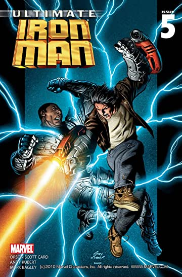 Ultimate Iron Man #5