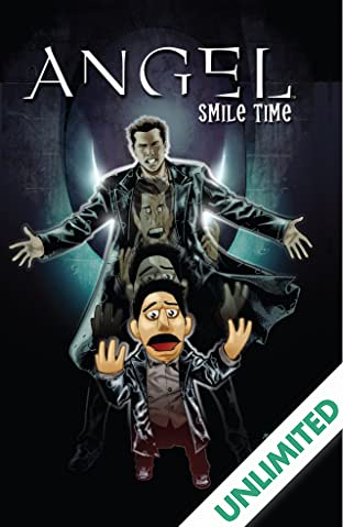 Angel: Smile Time - Collected Edition