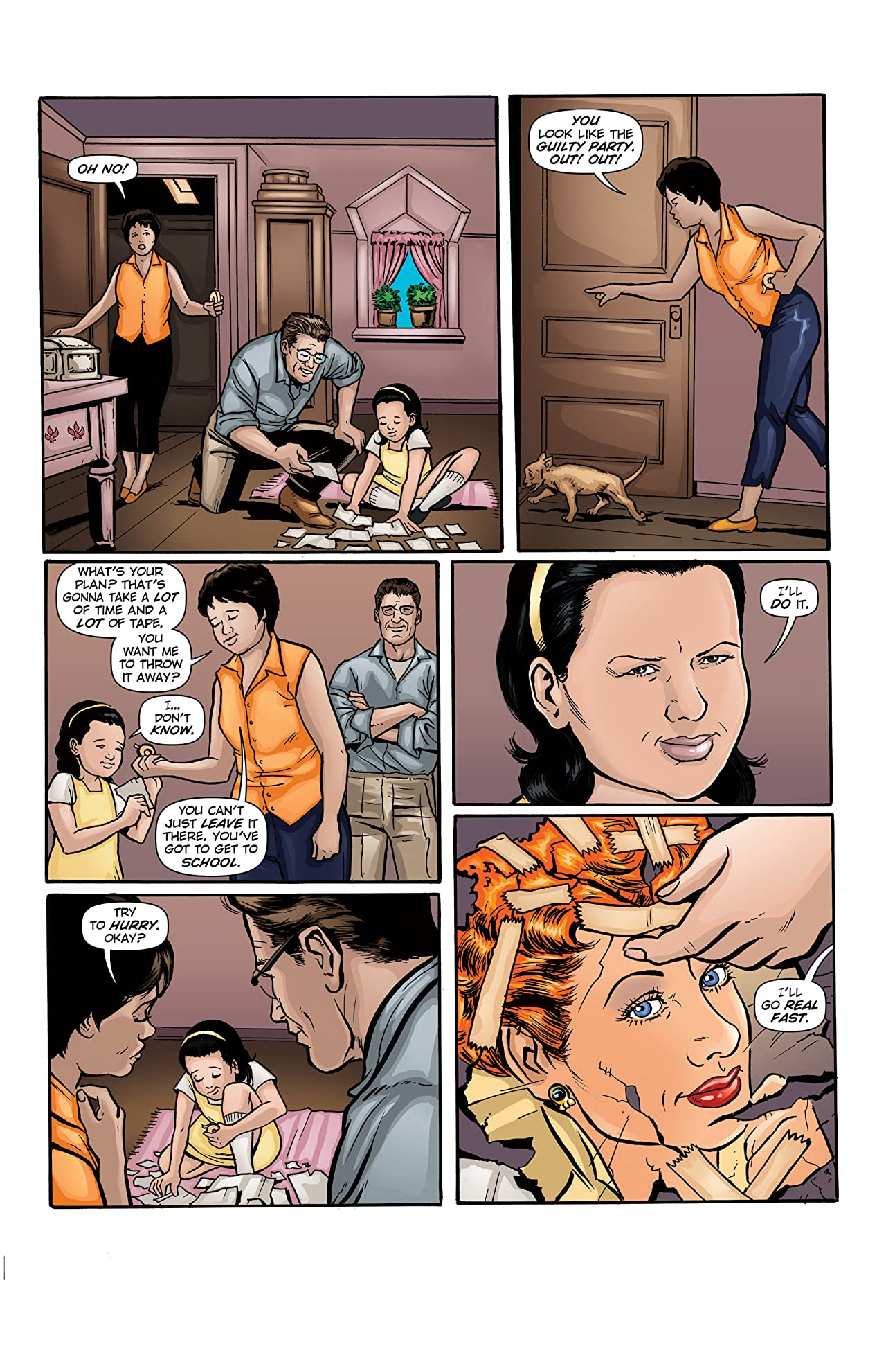 Comics #2: Lucille Ball