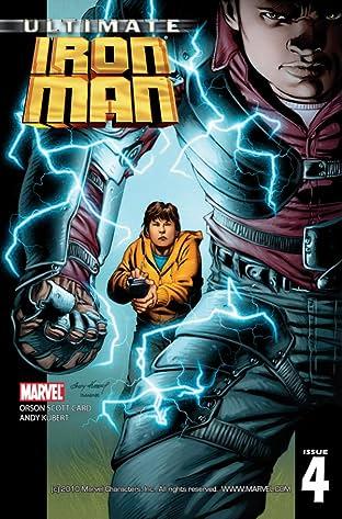 Ultimate Iron Man #4 (of 5)
