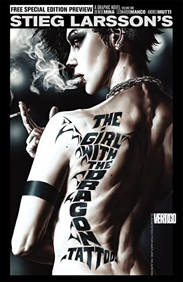 The Girl With the Dragon Tattoo #1: Preview