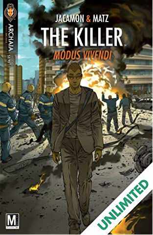 The Killer: Modus Vivendi #5 (of 6)