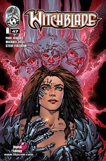 Witchblade #47