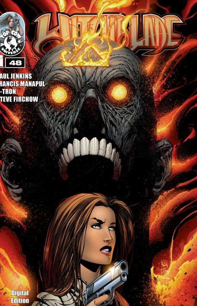 Witchblade #48