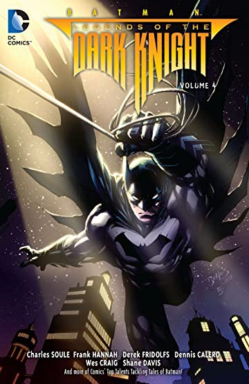 Legends of the Dark Knight (2012-2015) Vol. 4