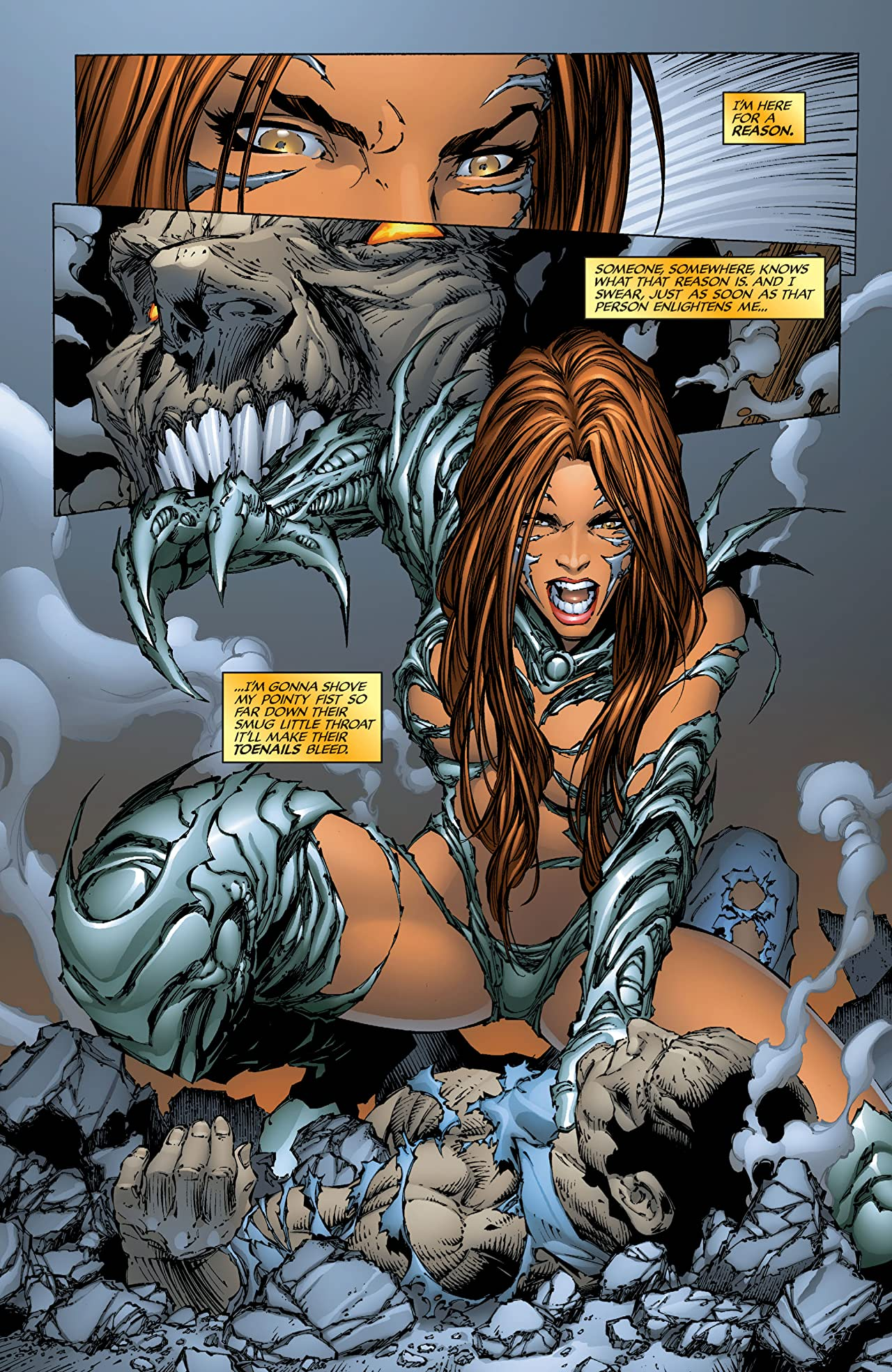 Witchblade #49