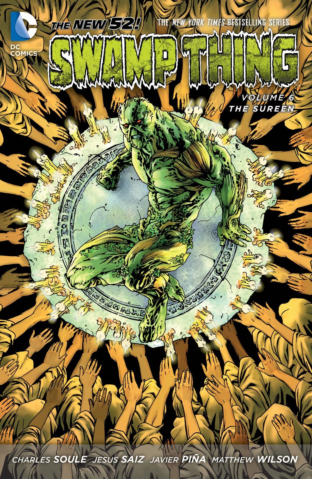 Swamp Thing (2011-2015) Vol. 6: The Sureen