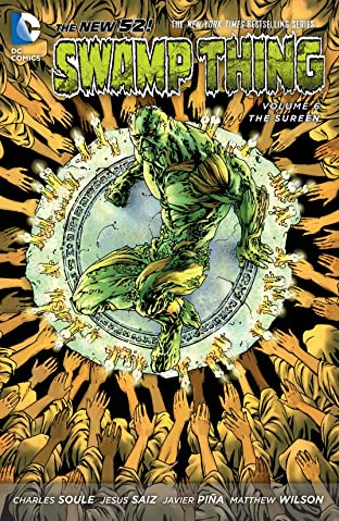 Swamp Thing (2011-2015) Tome 6: The Sureen
