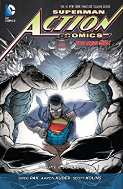 Superman - Action Comics (2011-2016) Vol. 6: Superdoom