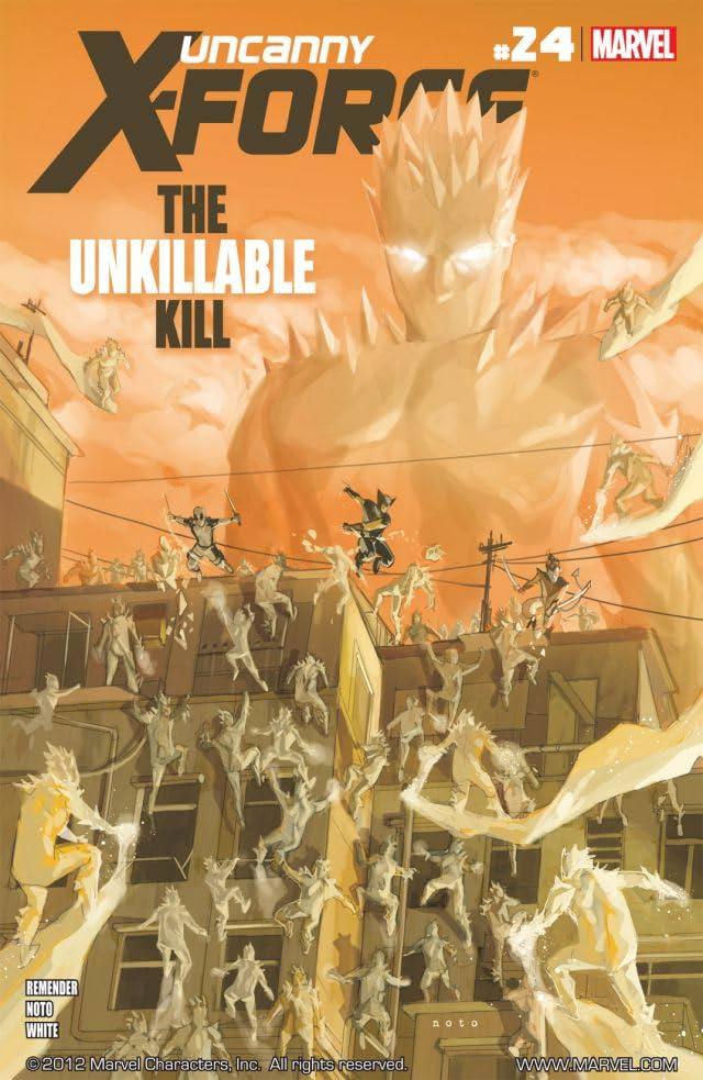 Uncanny X-Force (2010-2012) #24
