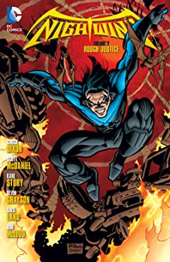 Nightwing (1996-2009) Tome 2: Rough Justice