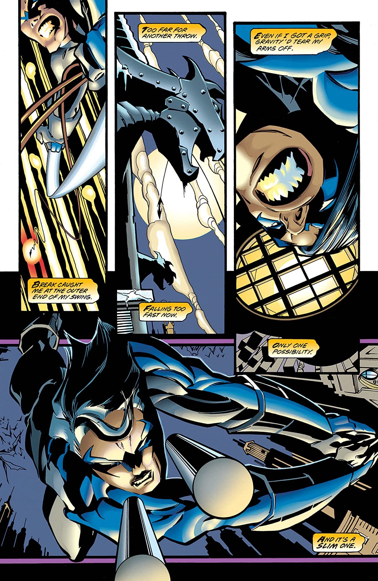 Nightwing (1996-2009) Vol. 2: Rough Justice
