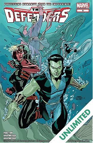 Defenders (2011-2012) #5