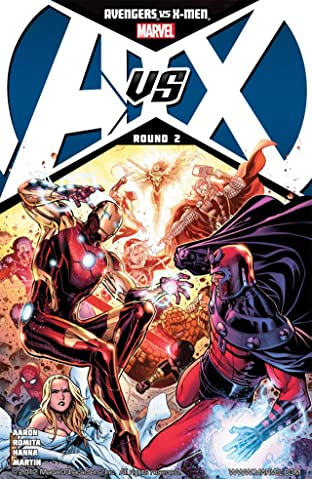 Avengers vs. X-Men No.2 (sur 12)