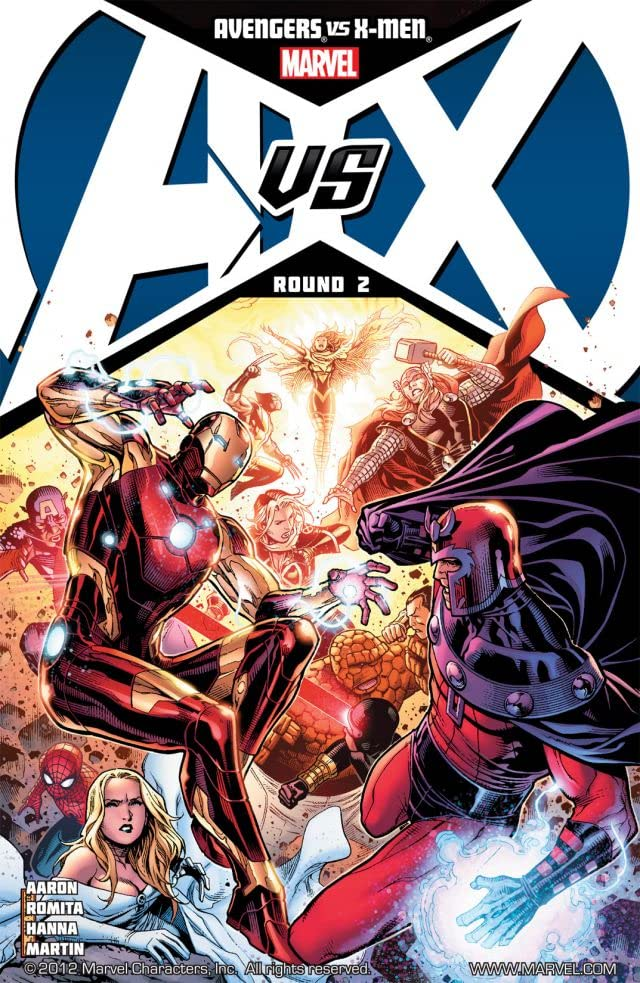 Avengers vs. X-Men #2 (of 12)
