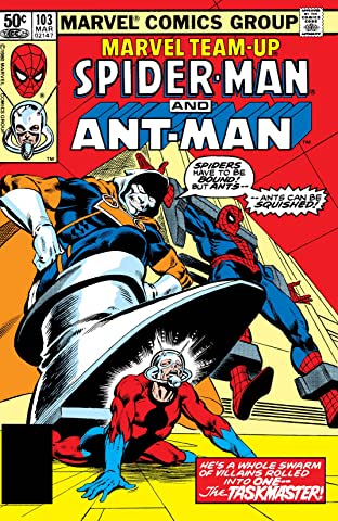 Marvel Team-Up (1972-1985) #103