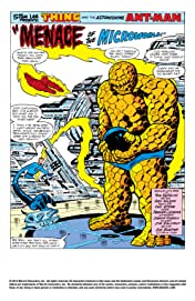 Marvel Two-In-One (1974-1983) #87