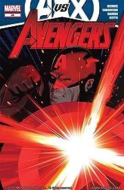 Avengers (2010-2012) #25