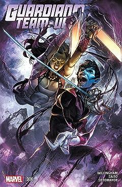 Guardians Team-Up (2015) No.6