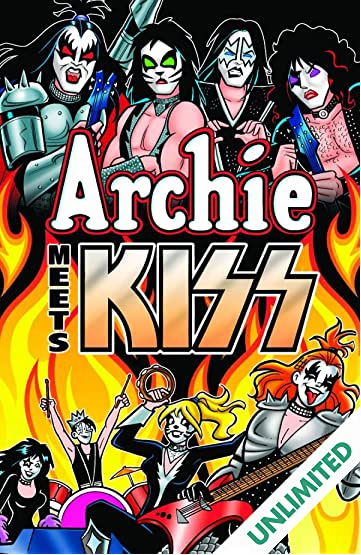 Archie Meets KISS: Collected Edition