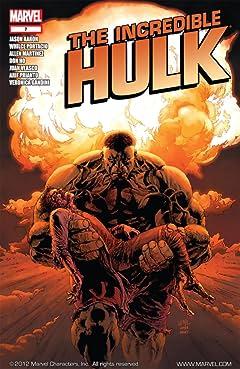 Incredible Hulk (2011-2012) #7