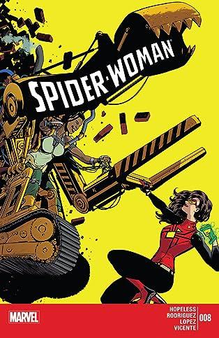 Spider-Woman (2014-2015) #8