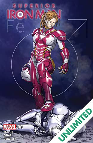 Superior Iron Man (2014-2015) #9
